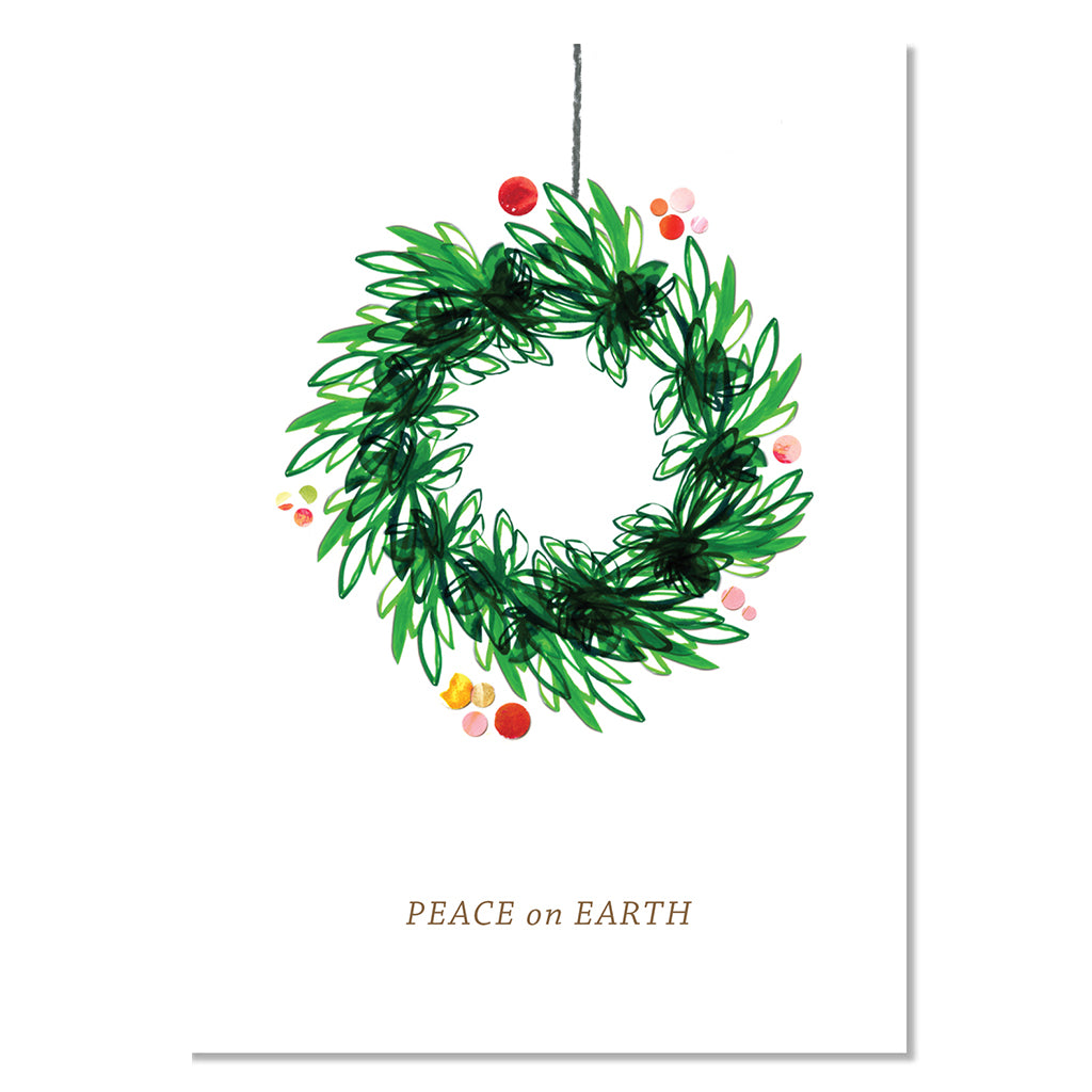 Card - Peace on Earth