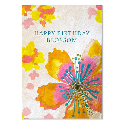 Card - Birthday Blossom