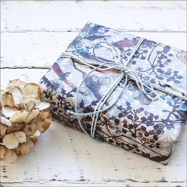 Wrapping Paper - Gum Nut