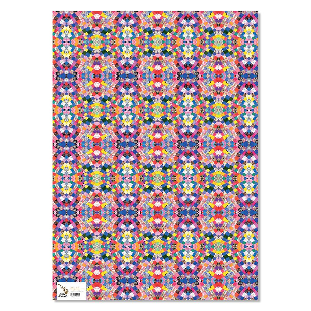 Wrapping Paper - Patchwork