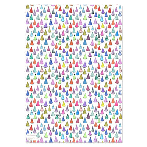 EM Wrapping Paper - Party Hats