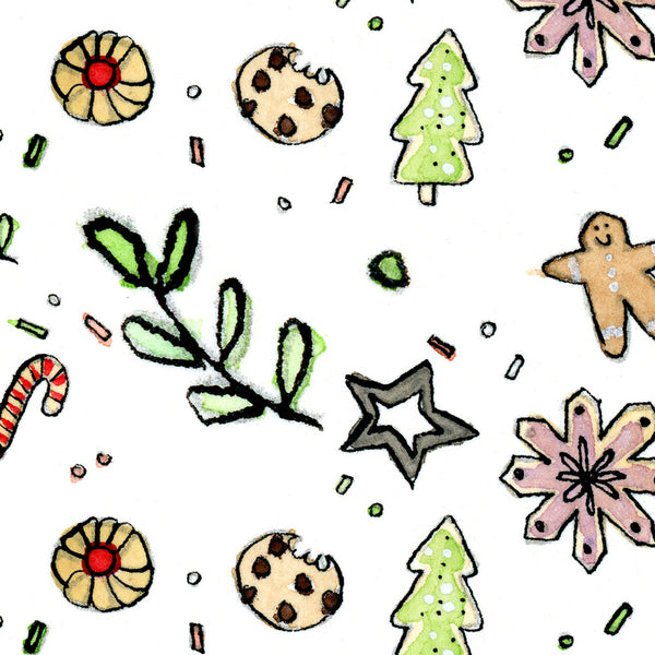 EM Wrapping Paper - Christmas