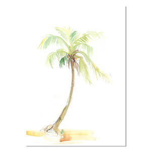 EP Mini Card - Palm Tree