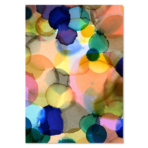 Art Print - Drips & Drops (unframed)