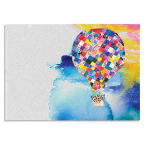 Art Print - Patchwork (unframed)