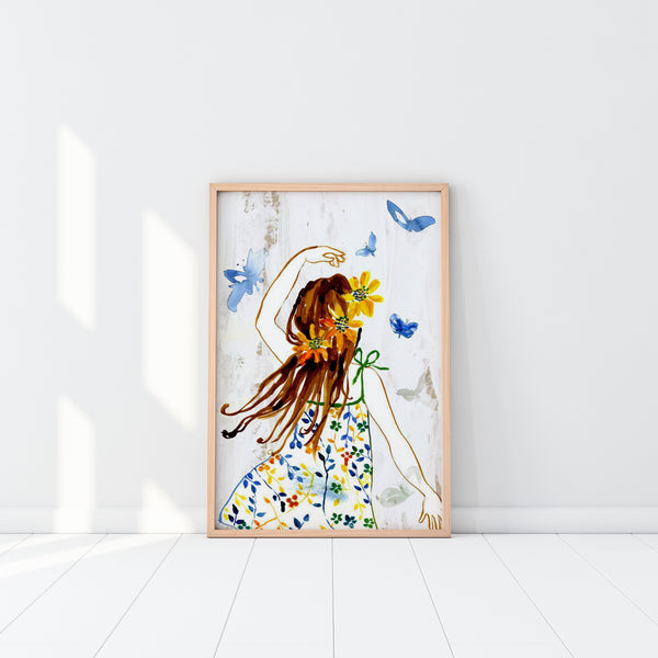 Art Print - Dance (unframed)
