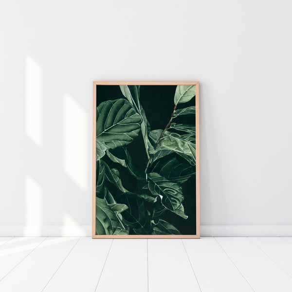 LBRN Art Print - Remain (unframed)