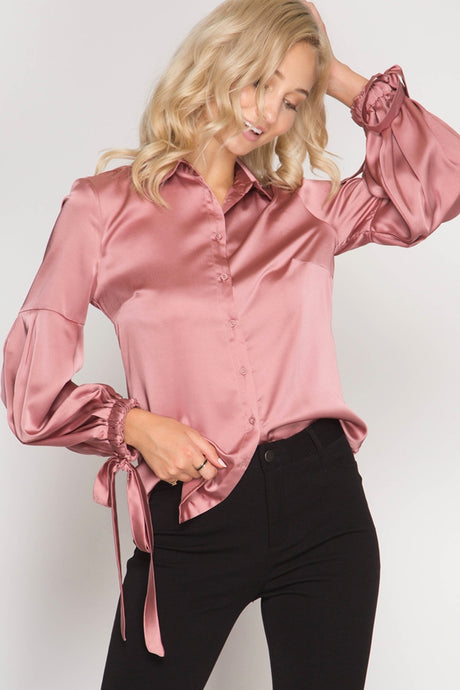 Sultry Blouse