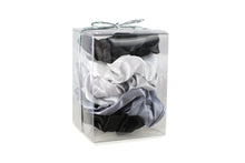 5 Pack Hair Scrunchies Gift Box          (Multiple color options)
