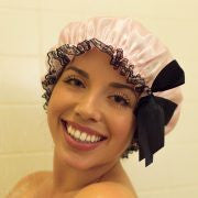 Light Purple Shower Cap