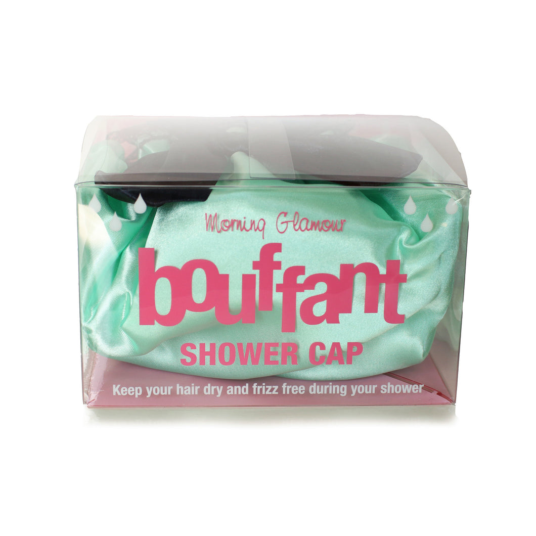 Mint Shower Cap