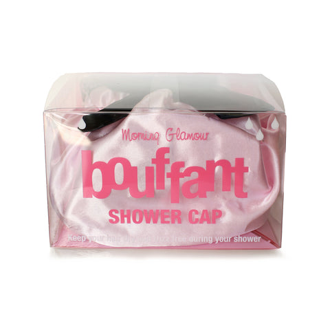 Pink Shower Cap