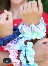 5 Pack Hair Scrunchies            (Multiple color options)