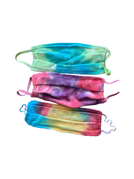 TIE DYE Reusable face mask-CHILD SIZE