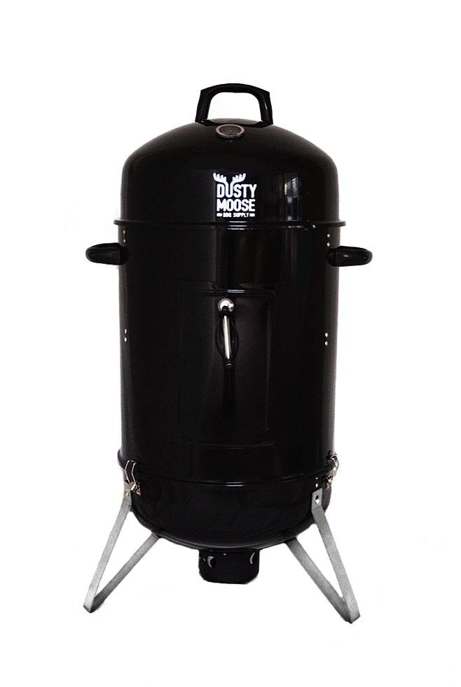 Dusty Moose 47cm Charcoal Smoker (Free Shipping)