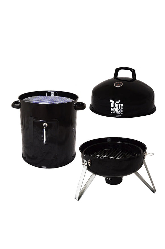 Dusty Moose Smoker Starter Kit