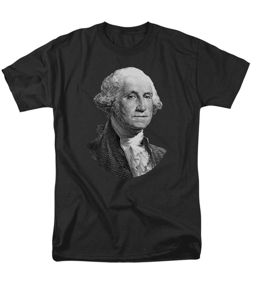 George Washington Graphic Four - Men's T-Shirt  (Regular Fit)