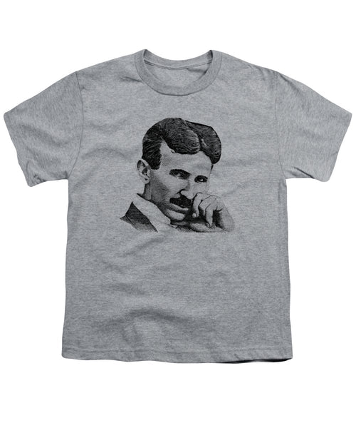 Nikola Tesla - Youth T-Shirt