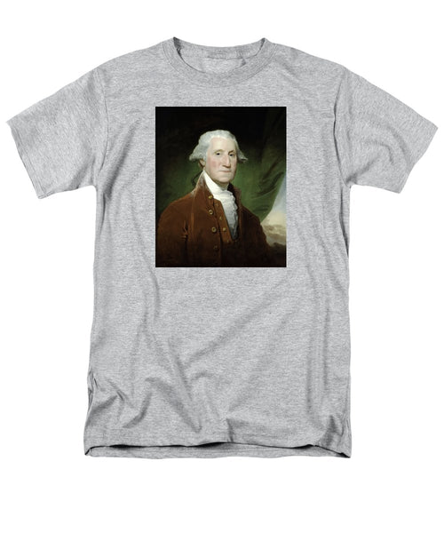 President George Washington  - Men's T-Shirt  (Regular Fit)