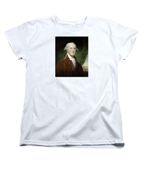 President George Washington  - Women's T-Shirt (Standard Fit)