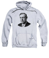 President Woodrow Wilson Graphic - Sweatshirt