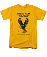 1943 Victory Book Campaign - Men's T-Shirt  (Regular Fit)