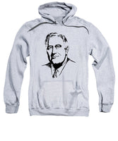 President Franklin Roosevelt Graphic - Sweatshirt