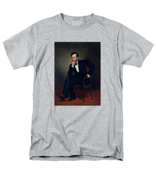 President Abraham Lincoln - Men's T-Shirt  (Regular Fit)