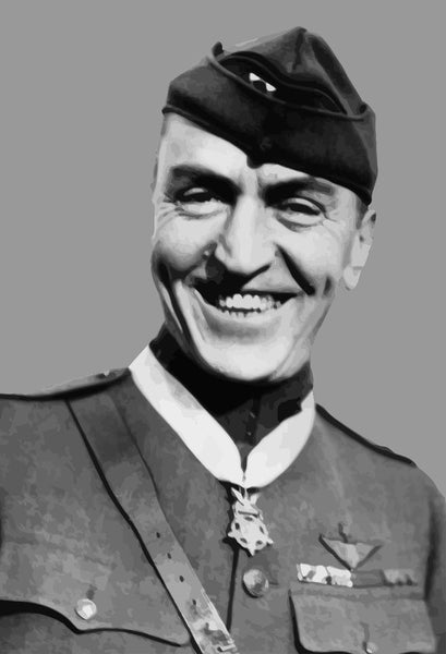 Captain Eddie Rickenbacker Medal of Honor