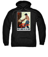 A Blow To The Axis - WW2 - Sweatshirt