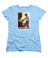 A Blow To The Axis - WW2 - Women's T-Shirt (Standard Fit)