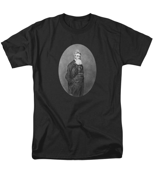 Abolitionist John Brown - Men's T-Shirt  (Regular Fit)