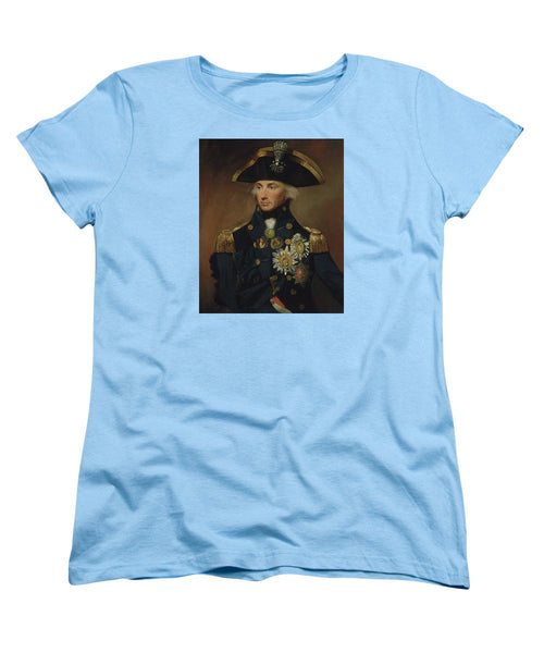 Admiral Horatio Nelson - Women's T-Shirt (Standard Fit)