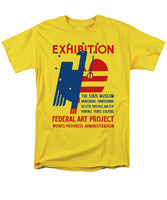 Art Exhibition The State Museum Harrisburg Pennsylvania - Men's T-Shirt  (Regular Fit)