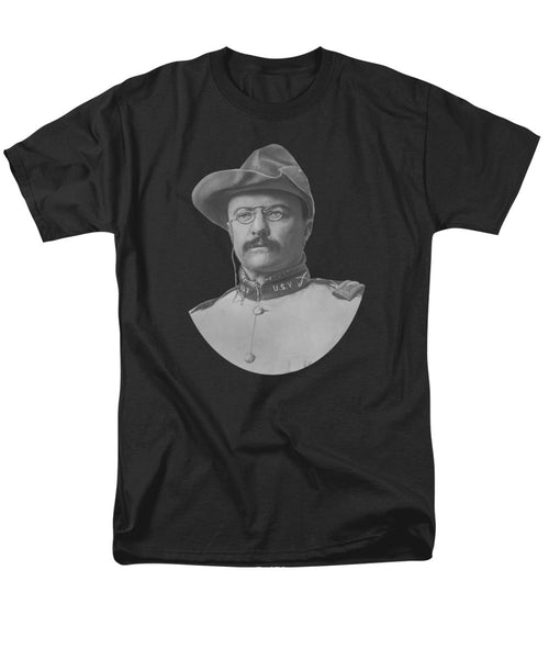 Colonel Theodore Roosevelt - Men's T-Shirt  (Regular Fit)