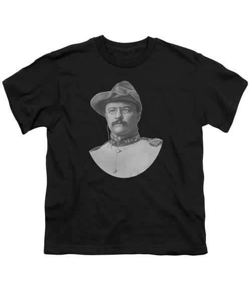 Colonel Theodore Roosevelt - Youth T-Shirt