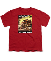 Attack Attack Attack - Buy War Bonds - Youth T-Shirt