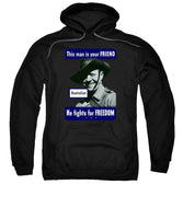 Australian - This Man Is Your Friend - Sweatshirt