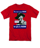 Australian - This Man Is Your Friend - Men's T-Shirt  (Regular Fit)
