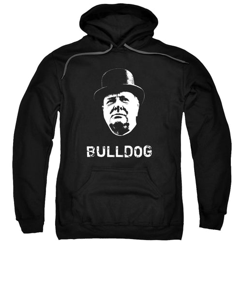 Bulldog - Winston Churchill - Sweatshirt