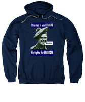 Canadian - This Man Is Your Friend - Sweatshirt