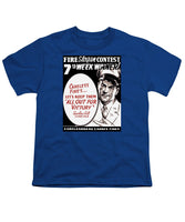 Carelessness Causes Fires - Youth T-Shirt