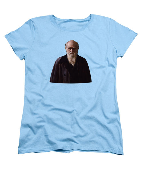 Charles Darwin - By John Collier - Women's T-Shirt (Standard Fit)
