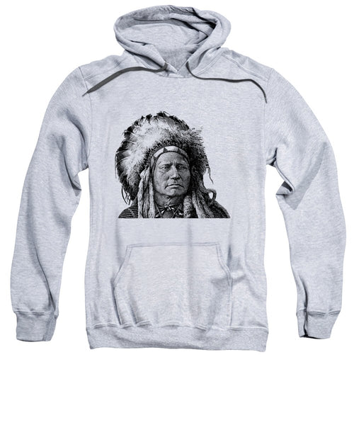Chief Running Antelope - Sweatshirt