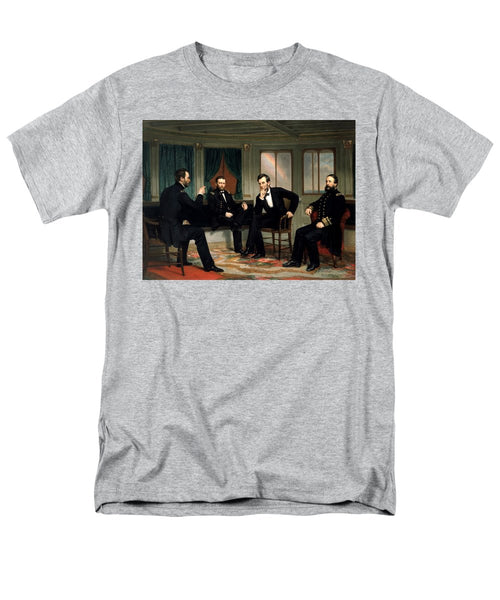 Civil War Union Leaders -- The Peacemakers - Men's T-Shirt  (Regular Fit)