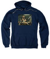 Dempsey And Firpo Boxing - George Bellows  - Sweatshirt