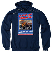 Dish It Out With The Navy - Sweatshirt