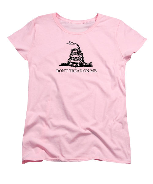 Don't Tread On Me Flag - Women's T-Shirt (Standard Fit)