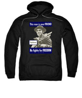 Englishman - This Man Is Your Friend - Sweatshirt