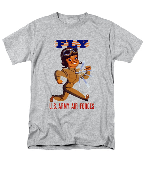 Fly - US Army Air Forces - Men's T-Shirt  (Regular Fit)